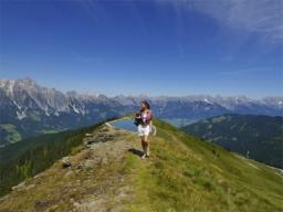 Walking in the Alpine Region