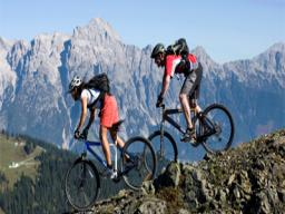 Mountain Bike around Leogang