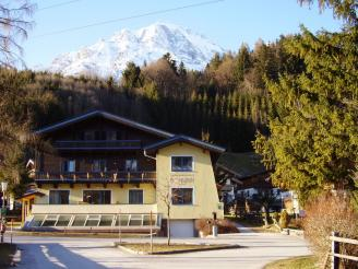 Holiday Apartments in Leogang, Austria